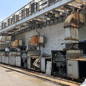 フジクラ様の工場