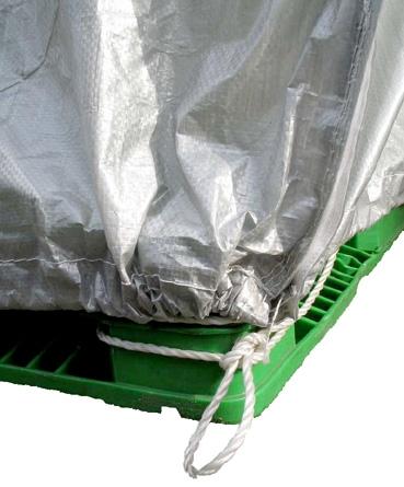 Túi trùm bao soft bag (hình vuông)